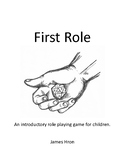 First Role - A Classroom Role Playing Game, Gamification,