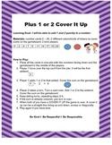 First & Second Grade Math Stations Set 1