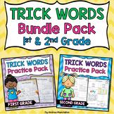 Trick Words Levels 1 & 2 Bundle Pack