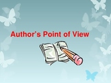 First, Second, Third Person- Point of View