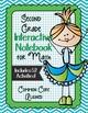 First, Second and Third Grade Math Interactive Notebook Bundle