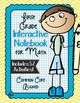 First, Second and Third Grade Interactive Notebook Bundle