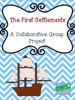 First Settlement Project - A Collaborative Group Project (Editable!)