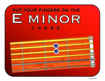 First Six Guitar Chords Pack