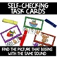 First Sound Activity Practice Game Self-Checking