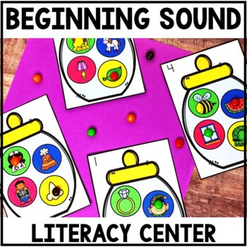 First Sound Center - Beginning Sound Candy Jars