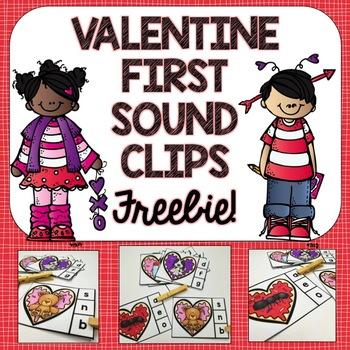First Sound Clips: Valentine