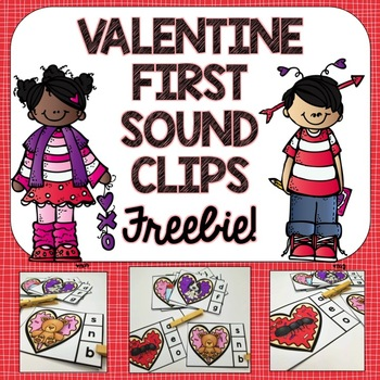 First Sound Clips: Valentine