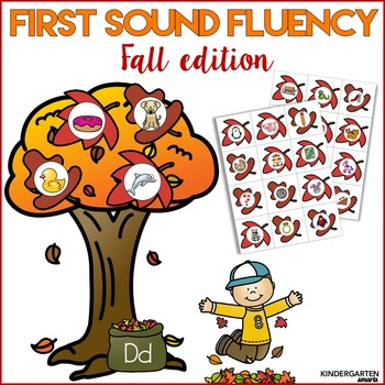 First Sound Fluency