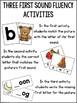 First Sound Fluency Activities