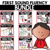 Initial Sound Fluency Activities