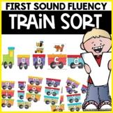 First Sound Fluency Alphabet Practice Activity