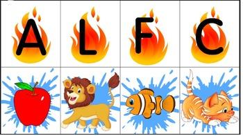 First Sound Fluency Cards