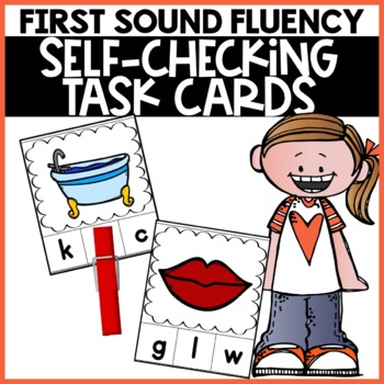 First Sound Fluency Practice