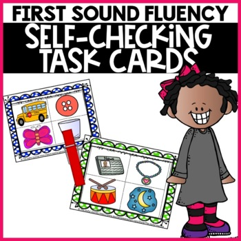 First Sound Fluency Practice Activity
