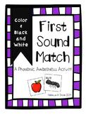 First Sound Match