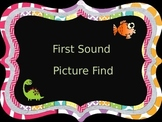 First Sound Picture Find