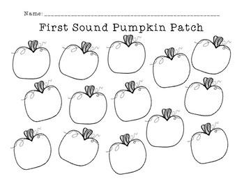 First Sound Pumpkin Patch