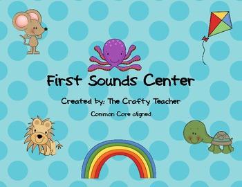 First Sounds Center