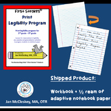 Handwriting: First Strokes One Hour to Legibility Program for Older Students