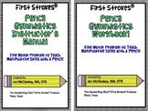 First Strokes Pencil Gymnastics Kit (new 2014 version!)