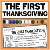 Thanksgiving Activities - First Thanksgiving Bracelet