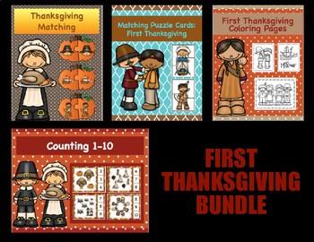 First Thanksgiving Bundle