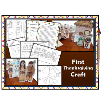 First Thanksgiving Craft with Informational Text