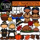 First Thanksgiving {Creative Clips Digital Clipart}