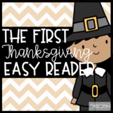 First Thanksgiving Emergent Reader