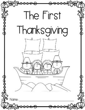 First Thanksgiving Journal