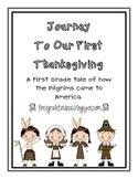 First Thanksgiving Printable Mini Book