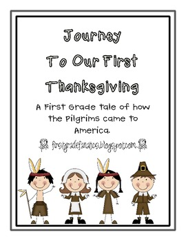 graphic regarding Printable Mini Booklets referred to as Very first Thanksgiving Printable Mini Guide