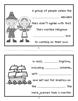 image regarding Thanksgiving Printable Book known as To start with Thanksgiving Printable Mini Guide