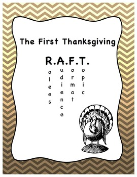 First Thanksgiving R.A.F.T.
