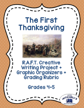First Thanksgiving RAFT Creative Writing Project
