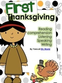 First Thanksgiving {Reading Comprehension, and many more a