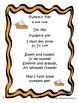 Thanksgiving: November Second Grade Activities
