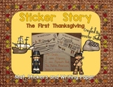 First Thanksgiving Sticker Story