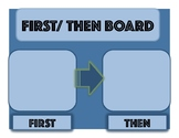 First/ Then Boards