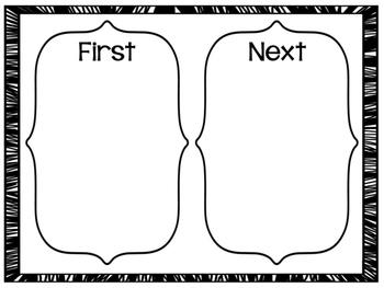First-Then/ First-Next board *FREEBIE*