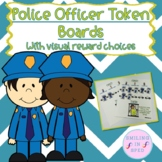 First/Then Token Board- POLICE OFFICERS