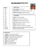 First Tortilla Study Guide