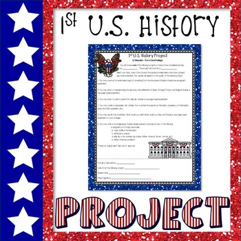First U.S. History Project