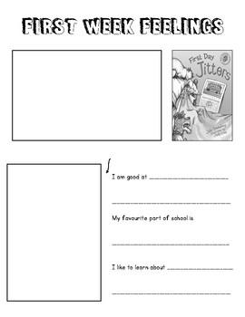 First Week Booklet