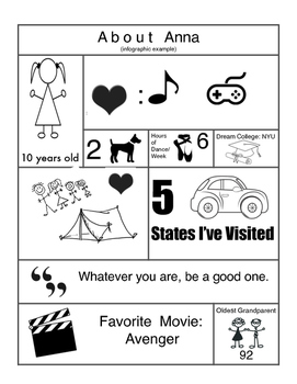 First Week INFOGRAPHIC Get to Know You  (first day)