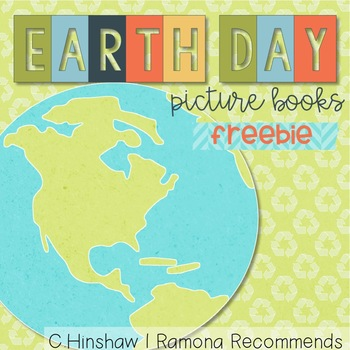 Free Earth Day Picture Book List