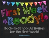 First Week Ready! {Getting-to-Know You Activities Pack}