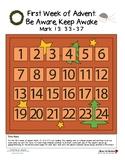 First Week of Advent Bible Study Bundle - Keep Awake