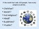 First Week of German 1: Global Awareness Activity